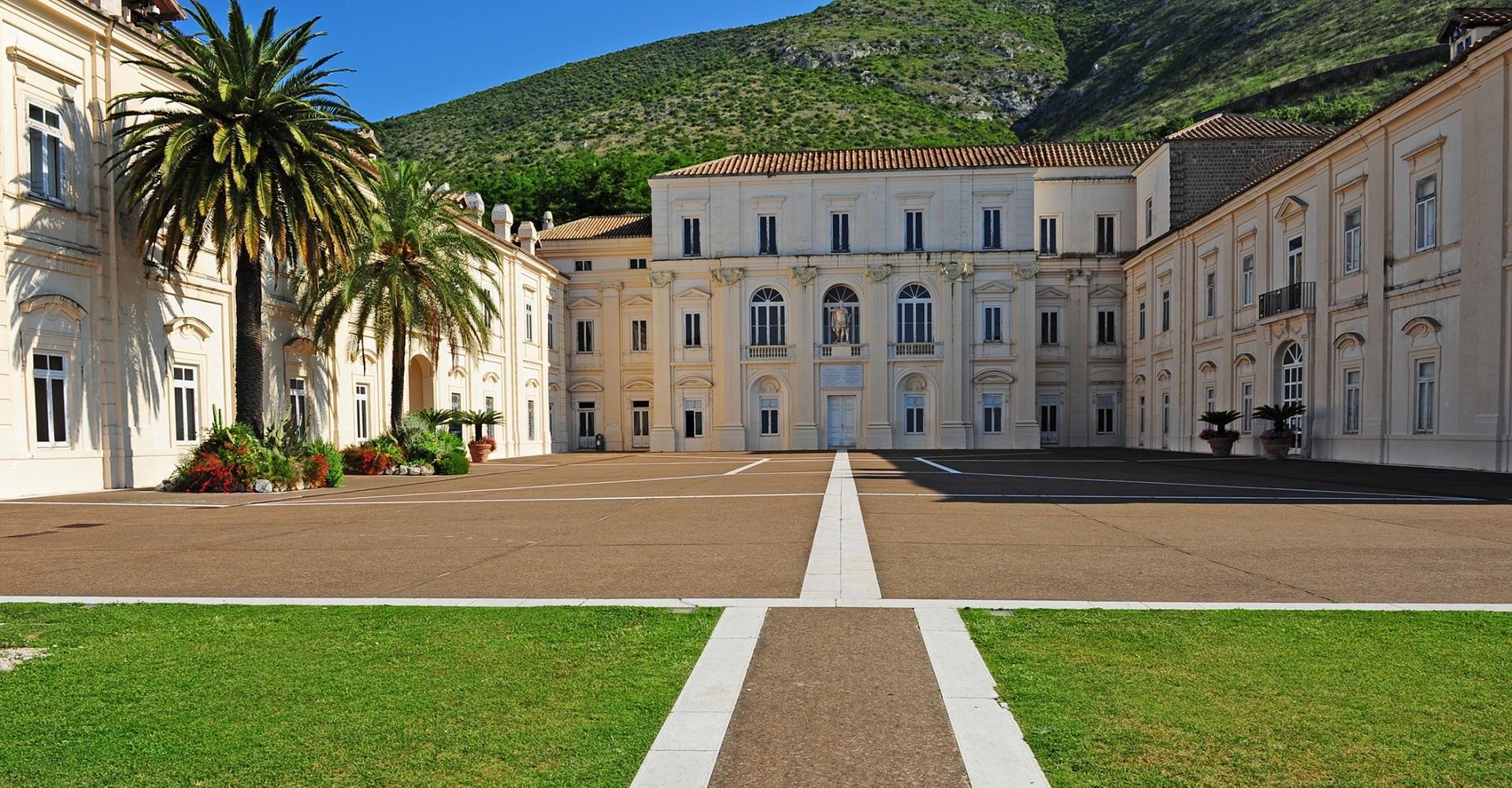 San Leucio di Caserta – Complesso Monumentale del Belvedere